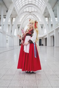 Cosplay Debut photo